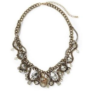 Piperlime Jewelry - 💎Multifaceted Crystal Statement Necklace💎